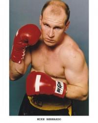Mike Bernardo boxer