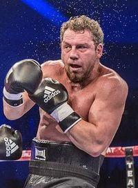 Konstantin Semerdjiev boxer