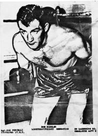 Bob Biehler boxer
