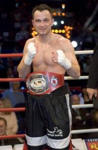 Lukas Wilaschek boxer