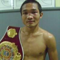 Michael Farenas boxer