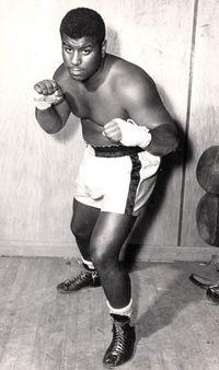 Gordon Baldwin boxer