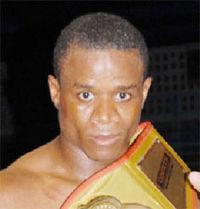 Iwan Azore boxer