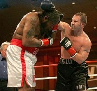 Billy Zumbrun boxer