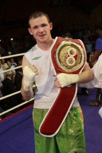 Patrick Hyland boxer