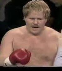Sonny Barch boxer