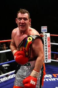 Martin Rogan boxer
