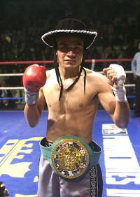 Francisco Javier Castro boxer