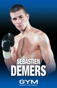 Sebastien Demers boxer