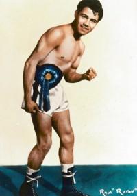 Raul Macias boxer