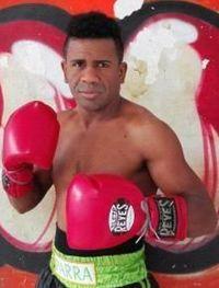 Jaider Parra boxer