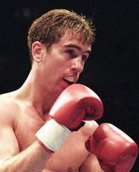 Mark Tibbs boxer
