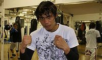 Gabriel Pumar boxer