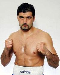 Adnan Redzovic boxer