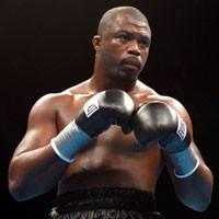 Alonzo Butler boxer