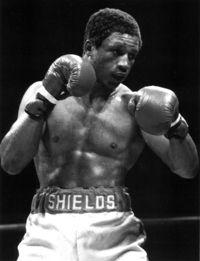 Ronnie Shields boxer