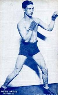 Willie Davies boxer