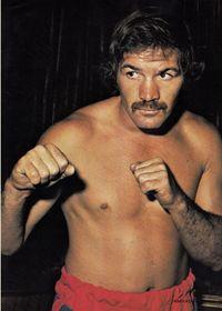 Pierre Fourie boxer
