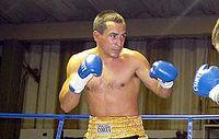 Daniel Alberto Dorrego boxer