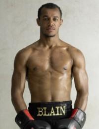 Willy Blain boxer