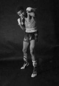 Blakeney Kid Matthews boxer