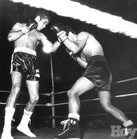 Natalio Jimenez boxer