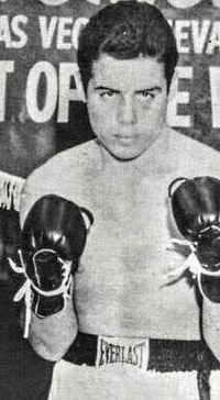 Tony Kid Longoria boxer