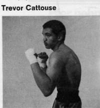Trevor Cattouse boxer