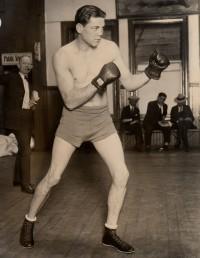 Ernie Owens boxer