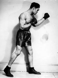 Jose Santa boxer