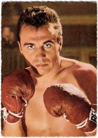 Gustav Scholz boxer