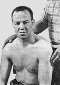 Gert (Hottie) van Heerden boxer