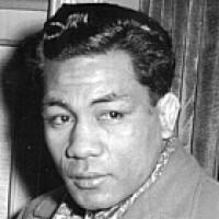 Johnny Halafihi boxer