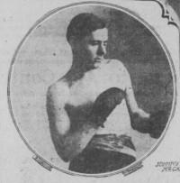 Johnny McCarthy boxer