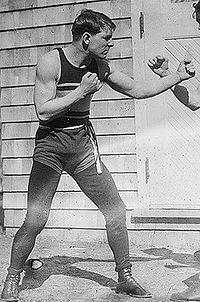 Cal Delaney boxer