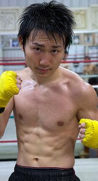 Tetsuya Hisada boxer