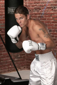Jimmy Lange boxer