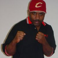 Troy Browning boxer