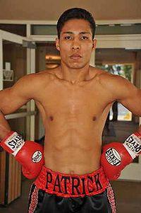 Patrick Lopez boxer