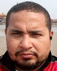 Saul Farah boxer