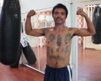 Cristian Lopez boxer
