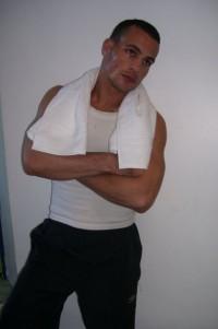 Mehdi Nekaies boxer