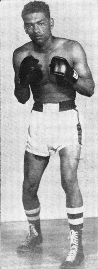 Blackie Zamora boxer