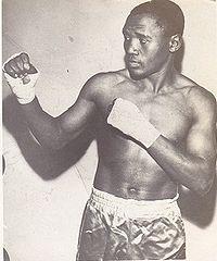 Enoch Nhlapo boxer