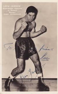 Leen Jansen boxer