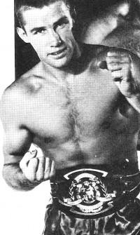 Bob Dunlop boxer