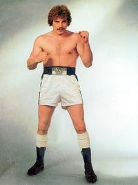 Jose Seys boxer
