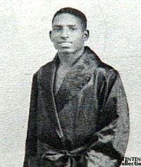 Black Pico boxer