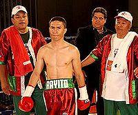 Raul Garcia boxer