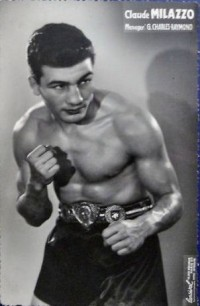 Claude Milazzo boxer